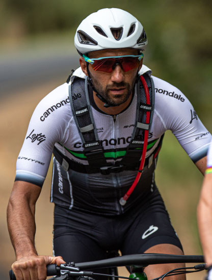 OUTLANDER™ PRO - THE FASTEST HYDRATION PACK ON EARTH FOR MOUNTAINBIKE MARATHON RACING